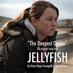 Jellyfish: The Deepest Ocean Soundtrack (Victor Hugo Fumagalli) - CD cover