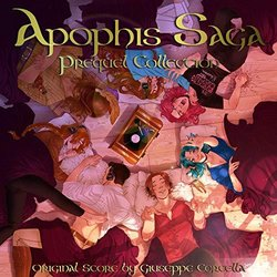 Apophis Saga - Prequel Collection Soundtrack (Giuseppe Corcella) - CD cover