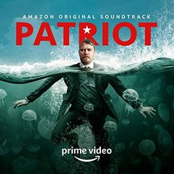 Patriot: Season 2 Soundtrack (Michael Dorman, Alex Wurman) - CD cover