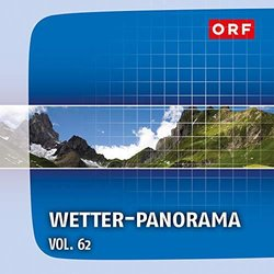 ORF Wetter-Panorama Vol.62 Soundtrack (Erwin Bader, Hagler Marcus, Günter Mokesch) - CD cover