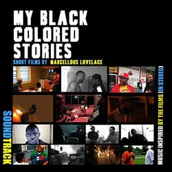 My Black Colored Stories Soundtrack (Various Artists) - CD-Cover