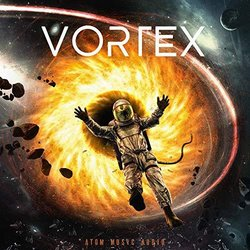 Vortex Soundtrack (Atom Music Audio) - CD-Cover