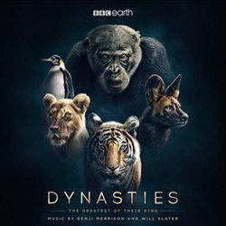Dynasties Soundtrack (Benji Merrison, Will Slater) - CD cover