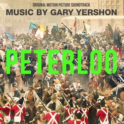 Peterloo Colonna sonora (Gary Yershon) - Copertina del CD