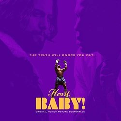 Heart, Baby! Soundtrack (Various Artists) - CD cover