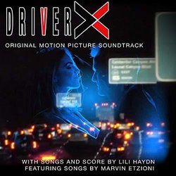 DriverX Soundtrack (Lili Haydn) - CD cover