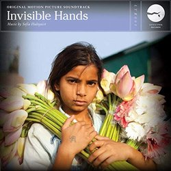 Invisible Hands Soundtrack (Sofia Hultquist) - CD cover