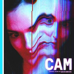 Cam Soundtrack (Gavin Brivik) - CD cover