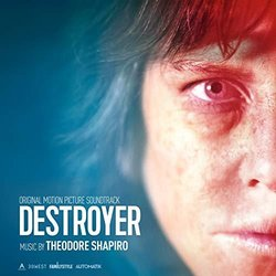Destroyer Soundtrack (Theodore Shapiro) - CD cover