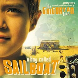A Boy Called Sailboat Soundtrack (The Grigoryan Brothers) - CD cover