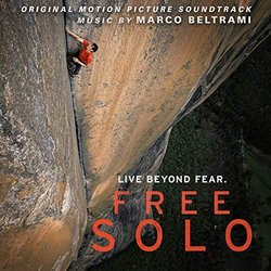 Free Solo Soundtrack (Marco Beltrami) - CD cover