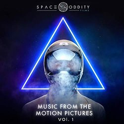 Space Oddity Films, Vol. I Soundtrack (Tristan Clopet) - CD cover