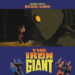 The Iron Giant 聲帶 (Michael Kamen) - CD封面