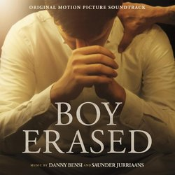 Boy Erased Colonna sonora (Danny Bensi, Saunder Jurriaans) - Copertina del CD