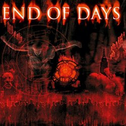 End of Days Soundtrack (Various Artists, John Debney) - Carátula