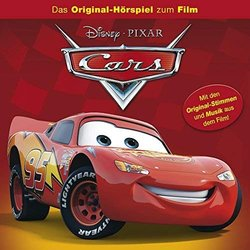 Cars Soundtrack (Various Artists) - CD cover