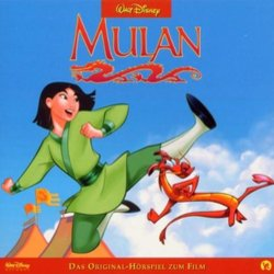 Mulan Soundtrack (Various Artists) - CD-Cover