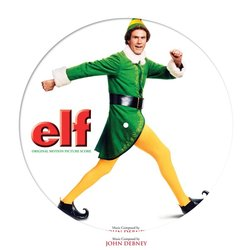 Elf Soundtrack (John Debney) - CD-Cover