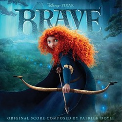 Brave Soundtrack (Patrick Doyle) - CD cover