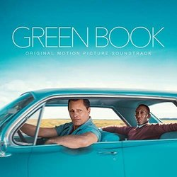 Green Book Soundtrack (Kris Bowers) - CD cover