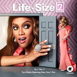 Life-Size 2: Be a Star 2 Soundtrack (Tyra Banks) - CD cover