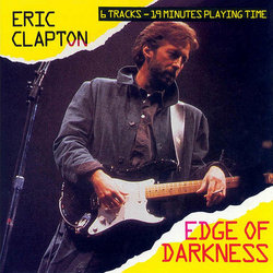 Edge Of Darkness Soundtrack (Eric Clapton, Michael Kamen) - CD cover