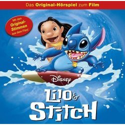 Lilo & Stitch Trilha sonora (Various Artists) - capa de CD