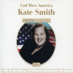 God Bless America - Kate Smith Trilha sonora (Various Artists) - capa de CD