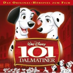 101 Dalmatiner Soundtrack (Various Artists) - CD cover