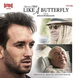 Like A Butterfly Soundtrack (Paolo Vivaldi) - CD cover