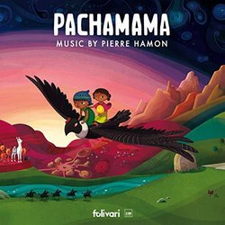Pachamama Soundtrack (Pierre Hamon) - CD cover