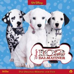 102 Dalmatiner Soundtrack (Various Artists) - CD-Cover