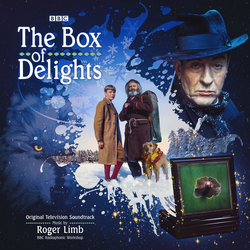 The Box Of Delights Soundtrack (Roger Limb) - CD cover