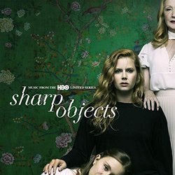Sharp Objects Soundtrack (Various Artists) - CD cover
