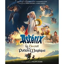 Astérix: Le secret de la potion magique Soundtrack (Philippe Rombi) - CD cover