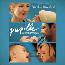 Pupille Soundtrack (Pascal Sangla) - CD cover