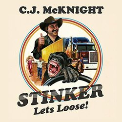 Stinker Let's Loose Bande Originale (C.J. McKnight) - Pochettes de CD