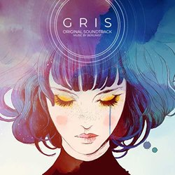 Gris Soundtrack (Berlinist ) - CD cover