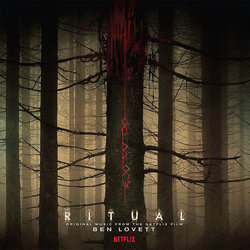 The Ritual Soundtrack (Ben Lovett) - CD cover