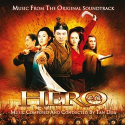 Hero Soundtrack (Dun Tan) - Carátula