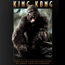 King Kong Soundtrack (James Newton Howard) - Carátula