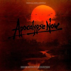 Apocalypse Now Soundtrack (Carmine Coppola, Francis Ford Coppola) - CD cover