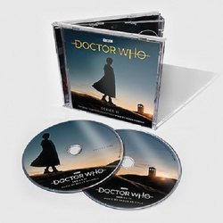 Doctor Who: Series 11 Soundtrack (Segun Akinola) - cd-inlay
