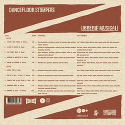 Librerie Musicali Soundtrack (Dancefloor Stompers) - CD Achterzijde