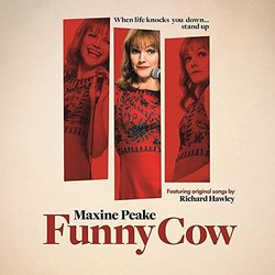 Funny Cow Soundtrack (Richard Hawley) - CD cover