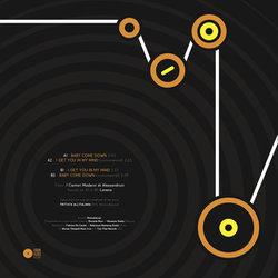 Background Disco Soundtrack (Alessandro Alessandroni) - CD Back cover
