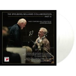 The Spielberg / Williams collaboration Part III Soundtrack (John Williams) - cd-inlay