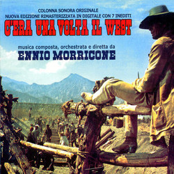 C'era una Volta il West Soundtrack (Ennio Morricone) - CD cover