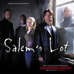 Salem's Lot Soundtrack (Lisa Gerrard, Christopher Gordon) - Carátula