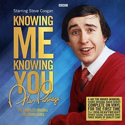 Knowing Me Knowing You - The Complete Radio Series - Alan Partridge - 25/01/2019